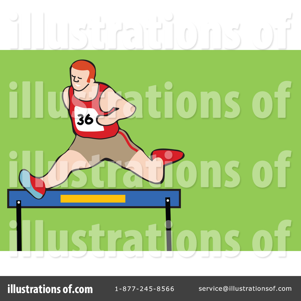Athlete Clipart #67312.