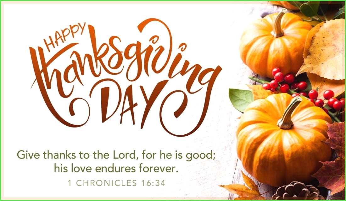 Happy Thanksgiving Bible Verse astonishing Thanksgiving.