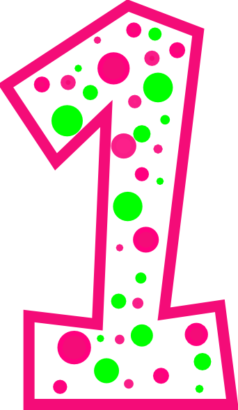 Number 1 Clipart at GetDrawings.com.