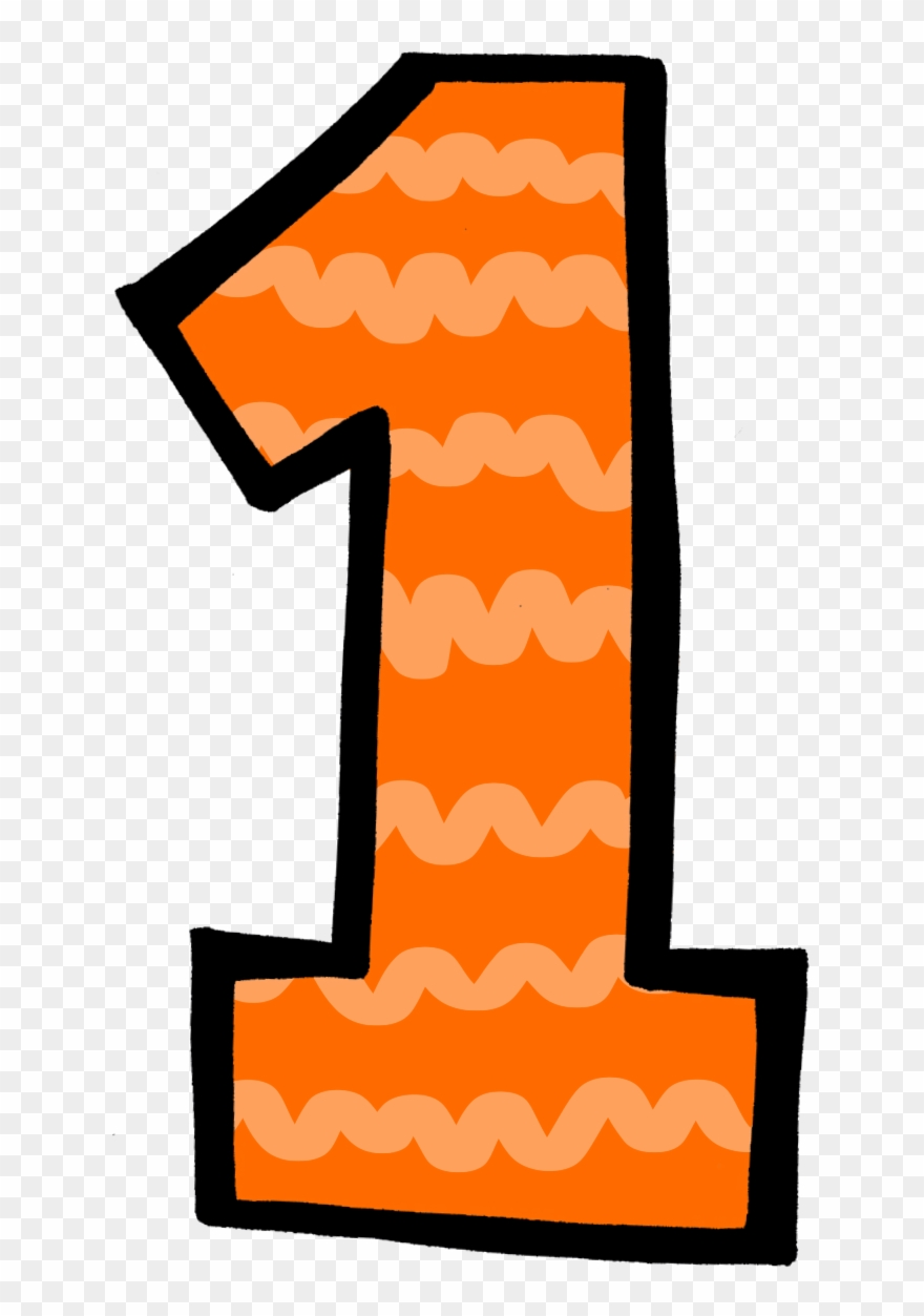 Number 1 Clipart , Png Download.