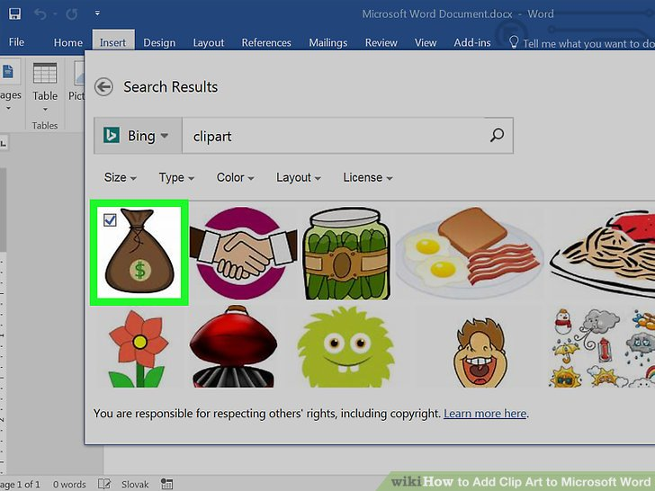 4 Easy Ways to Add Clip Art to Microsoft Word.