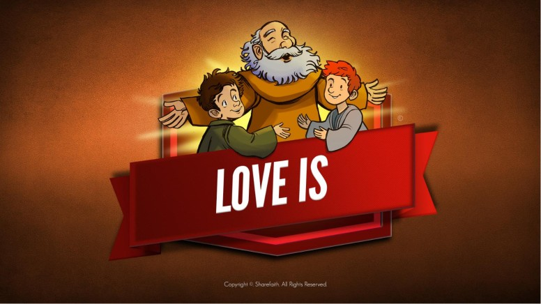 1 Corinthians 13 Love Is Bible Video for Kids.