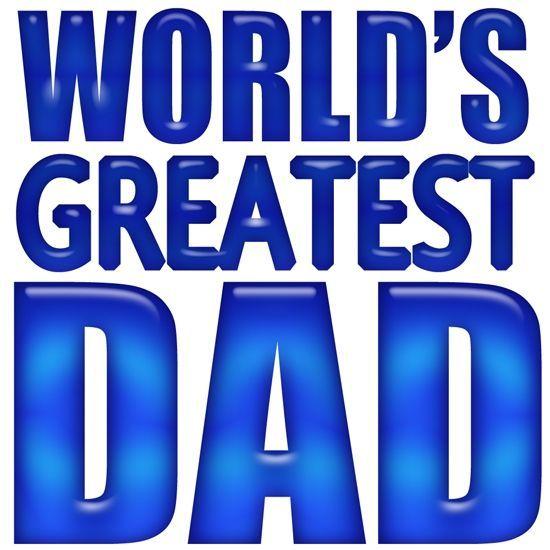 Dad Word Cliparts.