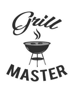 Grill Master 1 by Andrea Robertson.
