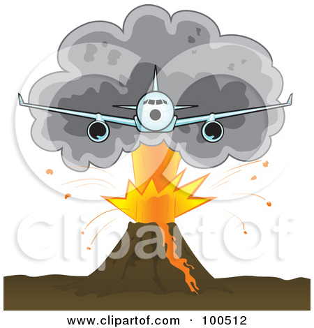1 day before the eruption clipart #26