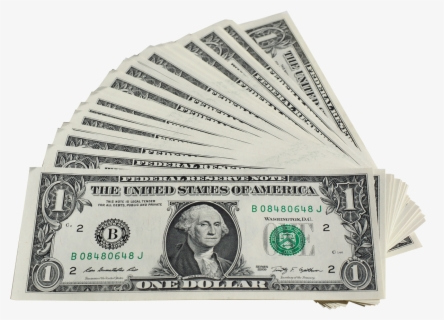 Free Dollar Bill Clip Art with No Background.