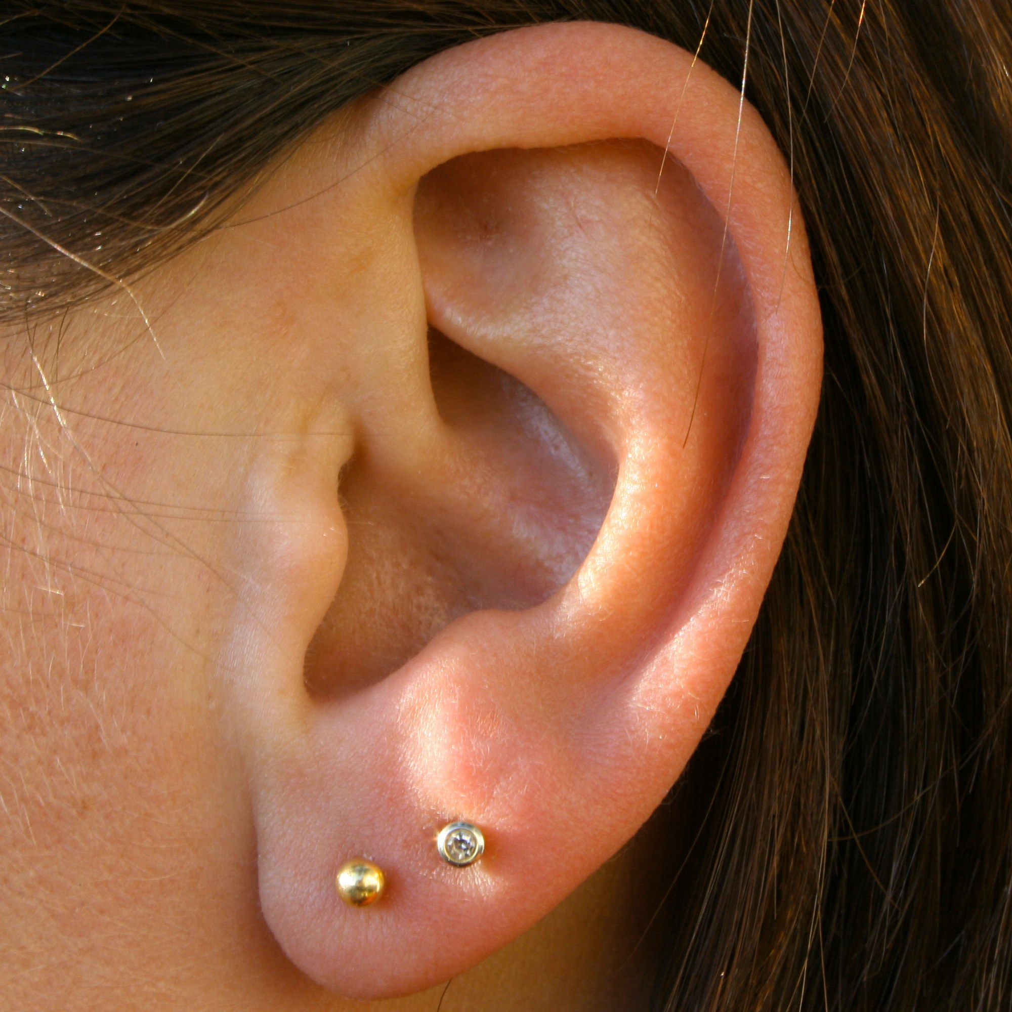 Types of Ear Piercings.