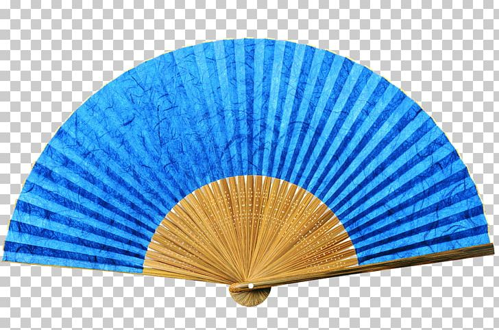 Paper Hand Fan PNG, Clipart, Blue, Can Stock Photo, Ceiling.
