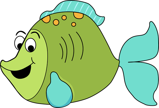 Image of cute fish clipart 1 clip art free.