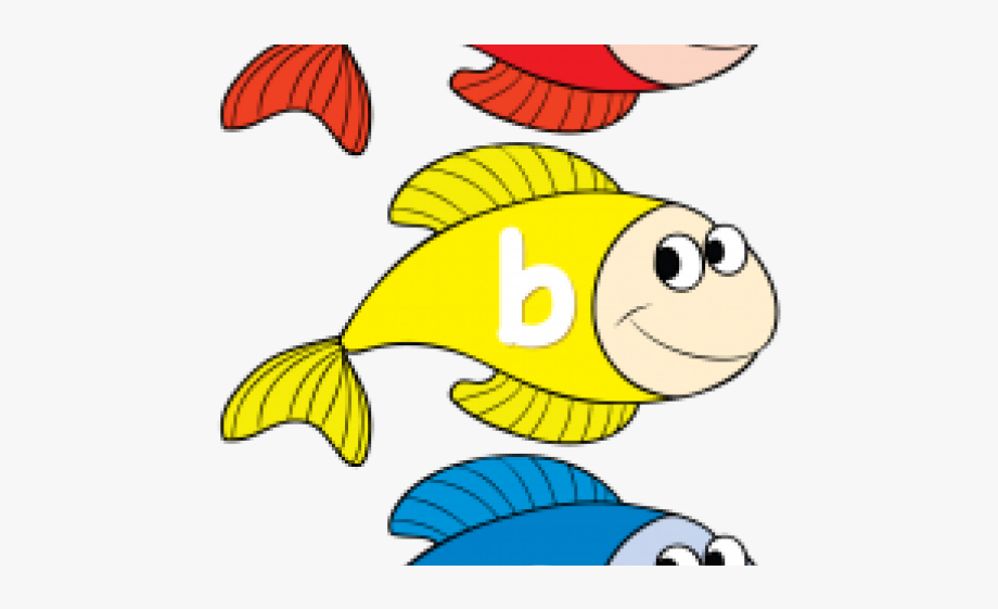 Alphabets Clipart Fish.