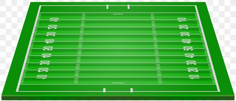 American Football Field Football Pitch Clip Art, PNG.