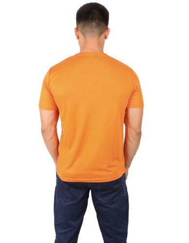Shiv God Clipart T Shirt (orange).