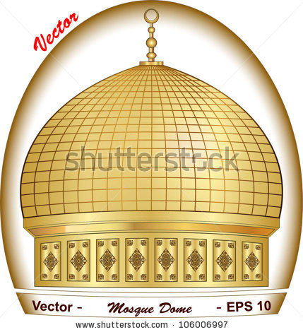 Mosque With Dome Stock Vectors, Images & Vector Art.