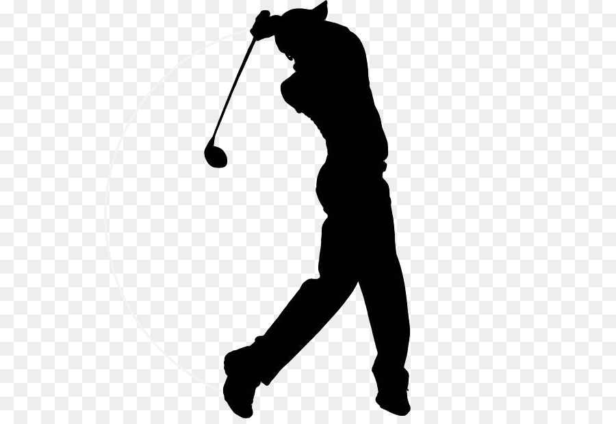 Vector graphics Clip art Silhouette Illustration Golf.