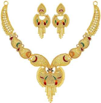 One Gram Gold Jewellery.