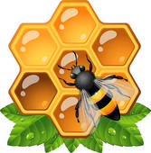 Honeycomb clipart 1 » Clipart Station.