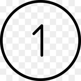 Number 1 Icon PNG and Number 1 Icon Transparent Clipart Free.