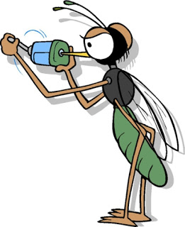 Malaria kills nearly 1 million.
