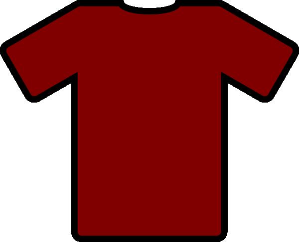 Shirt 1 clip art.