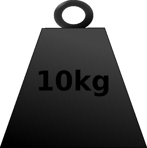 10 Kg Weight Clip Art at Clker.com.