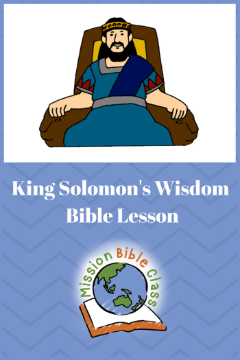 King Solomon\'s Wisdom.