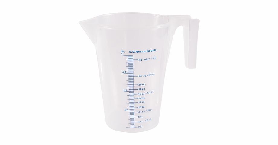 Beaker clipart 1 liter, Beaker 1 liter Transparent FREE for.