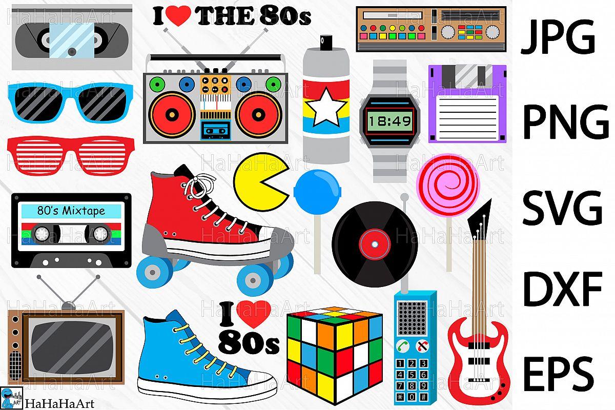 I Love The 80s Designs.