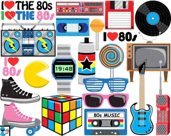 I Love The 80s v2.