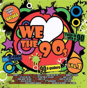 We Love The 90s Vol. 1 (2013, CD).