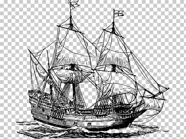 Sailing ship Boat , passenger ship PNG clipart.