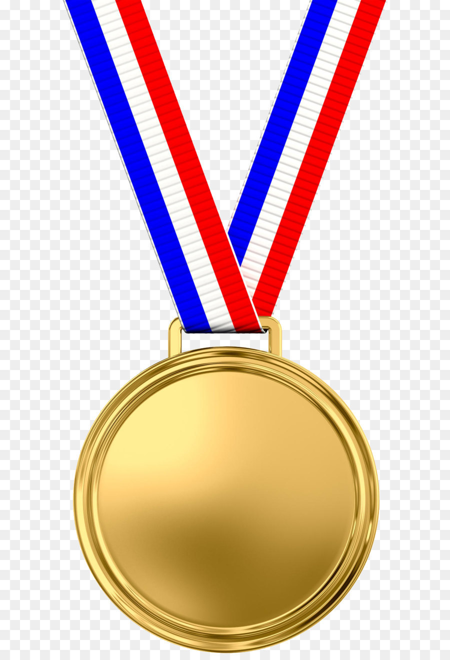 Free clipart gold medal 1 » Clipart Station.