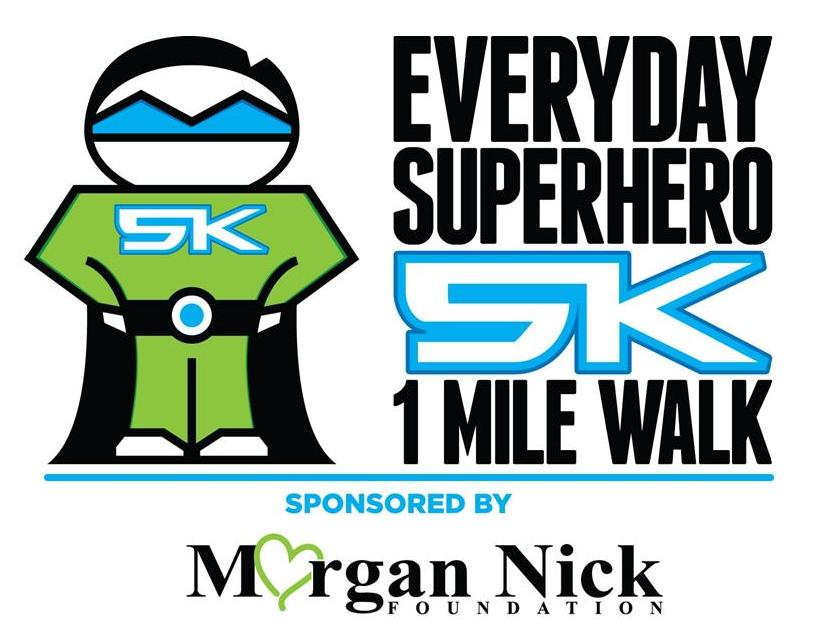 Everyday Superhero 5K/1 Mile Walk.