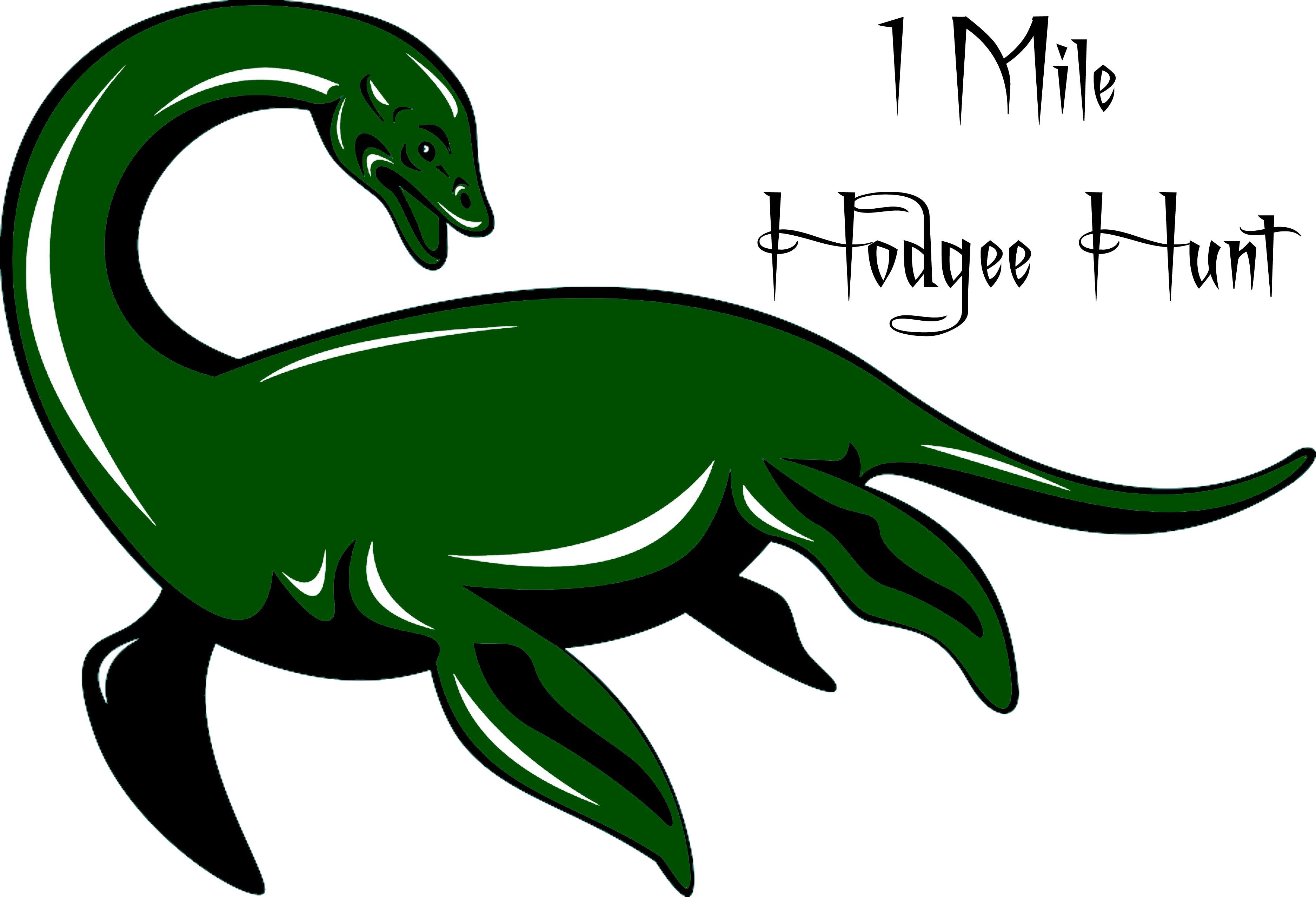 Kids 1 Mile Hodgee Hunt.