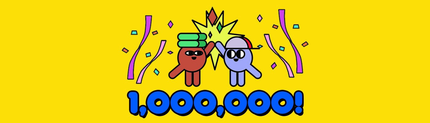 1 Million Apps on Glitch: The Creative Web is Back!.