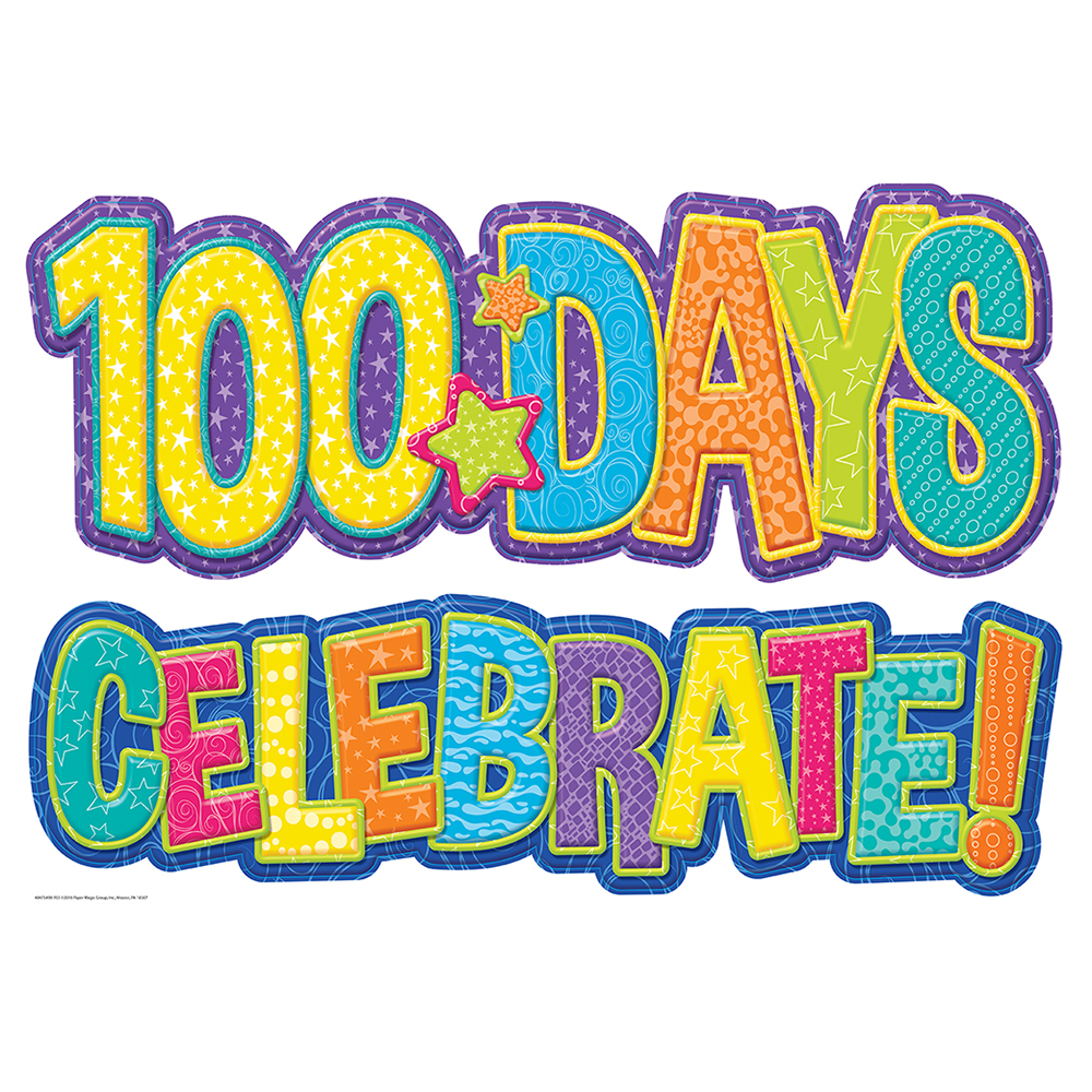 100 clipart 100 day, 100 100 day Transparent FREE for.
