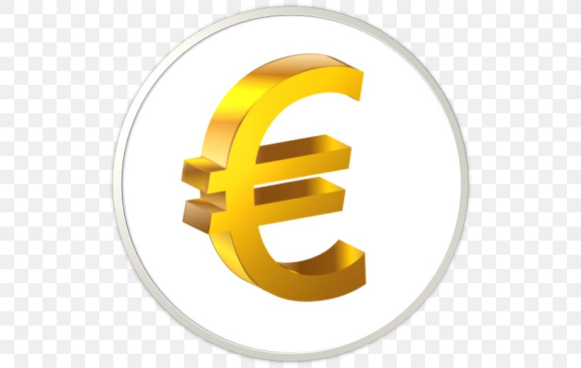 Euro Sign Clip Art Currency Symbol 100 Euro Note, PNG.