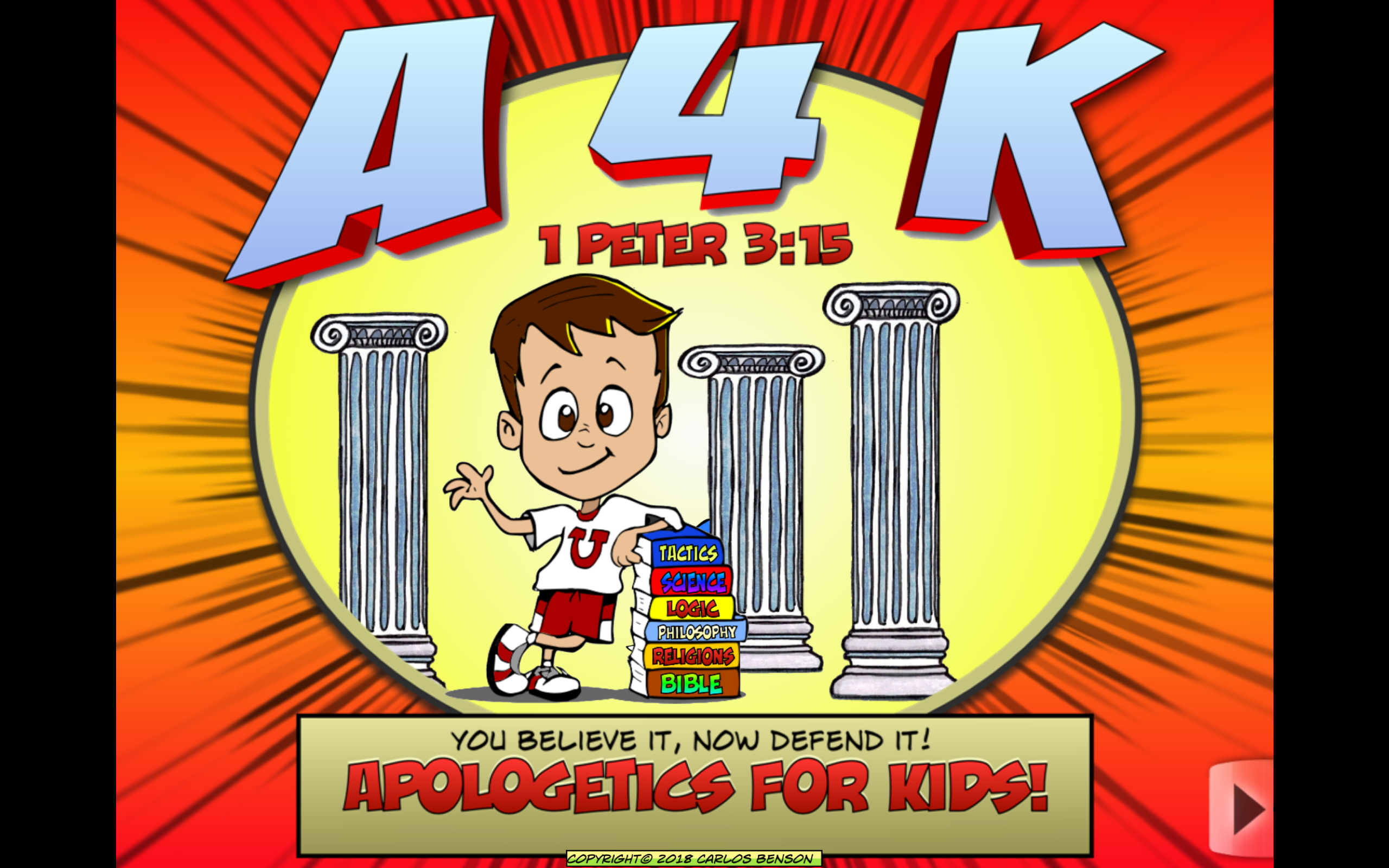 Amazon.com: Apologetics For Kids! 2.0: Appstore for Android.