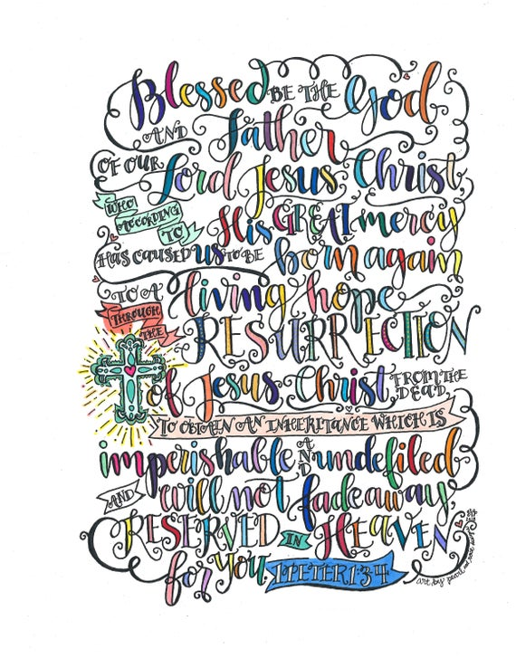 1 Peter 1:3.