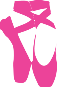 Hot Pink Ballet Clip Art at Clker.com.