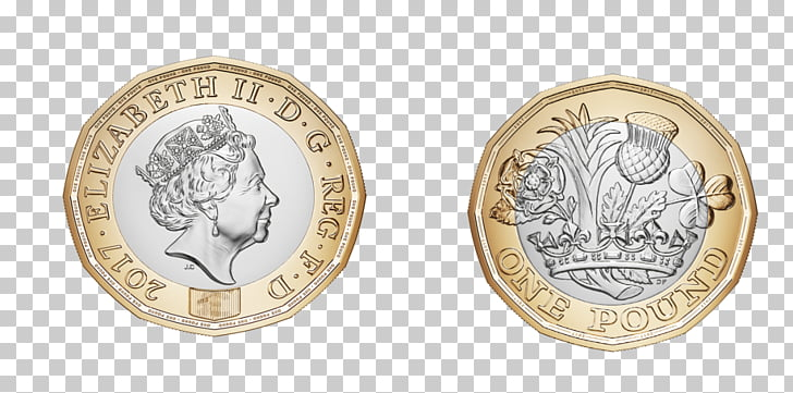Royal Mint One pound Pound sterling Coin Two pounds, Coin.