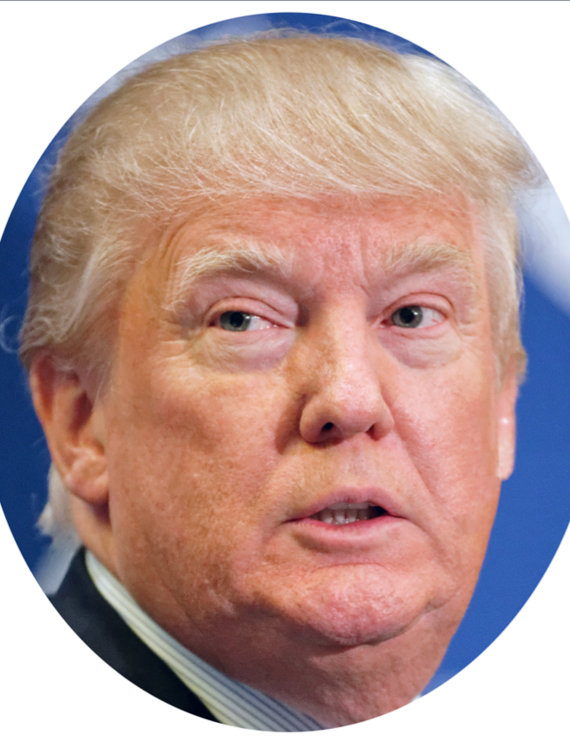 1 shade trump face clipart images gallery for Free Download.