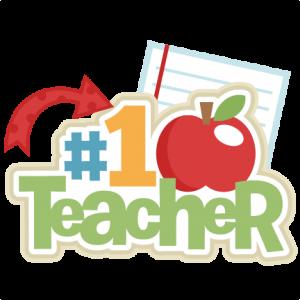 1 Teacher: Miss Kate Cuttables.