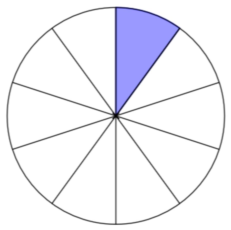 Half Circle clipart.