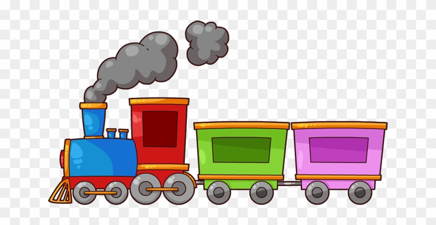 Train Free To Use Clip Art.