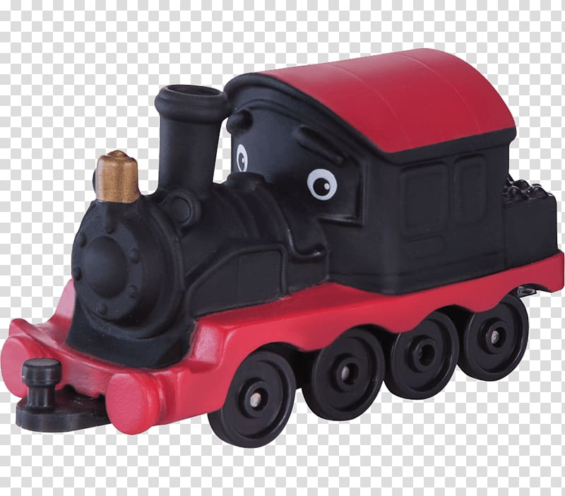 Old Puffer Pete Train Toy Locomotive Chuggington, Season 1.