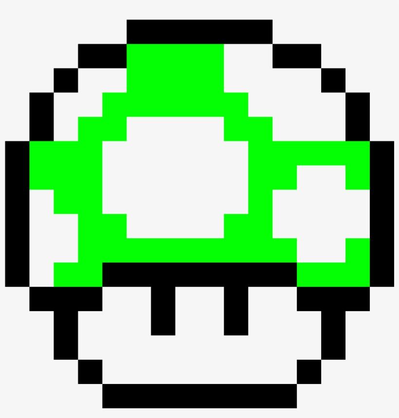 Mario 1up Mushroom.