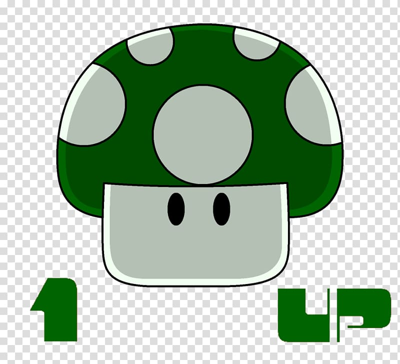 1up transparent background PNG cliparts free download.
