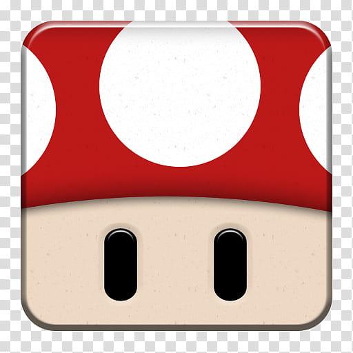 Super Mario Blocks VOL , Super Mario Up mushroom transparent.