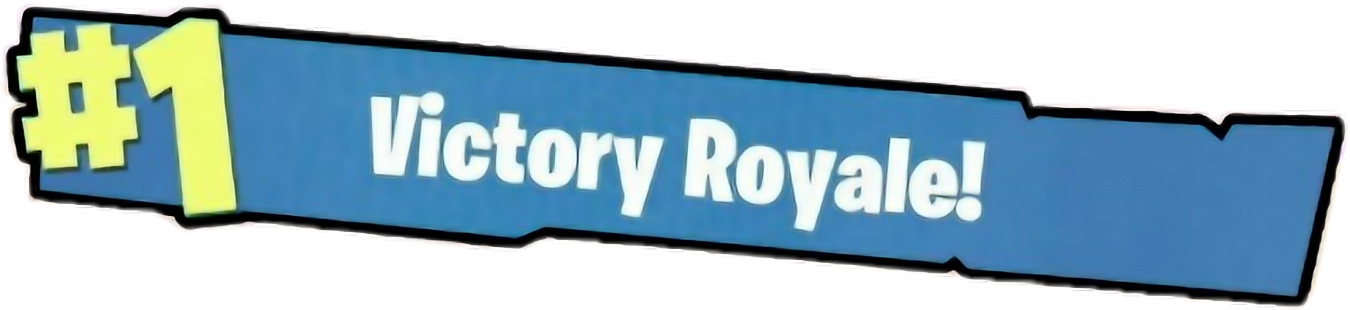 Victory Royale Signage Graphics PNG Clipart #47387.