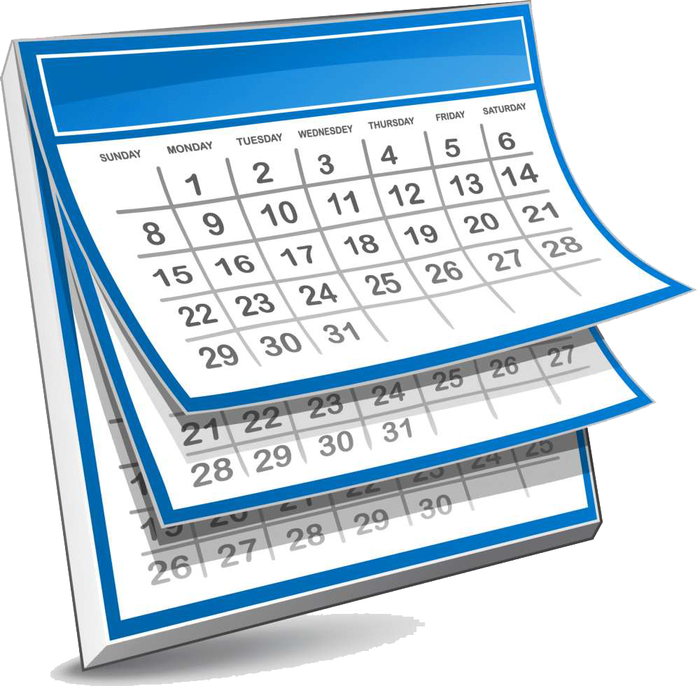 Wednesday clipart weekly calendar, Wednesday weekly calendar.